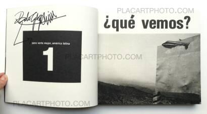 Paolo Gasparini,Para verte mejor, américa latina (Signed)