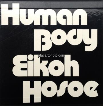 Eikoh Hosoe,HUMAN BODY