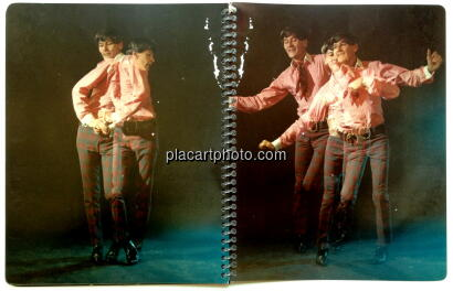 Tiane Doan na Champassak,The Father of Pop Dance (Signed)